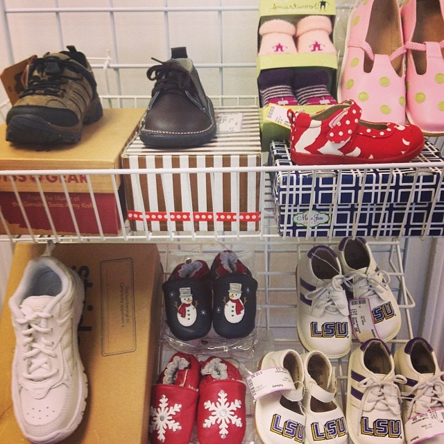 Small Business Saturday Sale! 25% off Storewide! #batonrouge #smallbusinesssaturday #lsu #childrensshoes