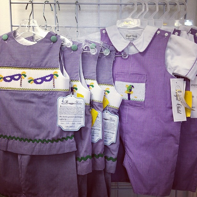 Mardi Gras New Arrivals!#mardigras#smocked #batonrouge #cheapkidsclothes #remembernguyen