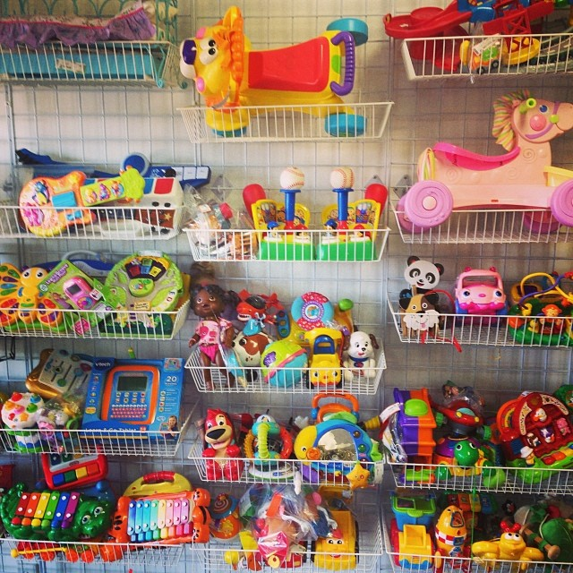 Santa didn't bring what you wanted? 25% off ALL toys & outerwear! #toys#batonrouge #clearance#resale