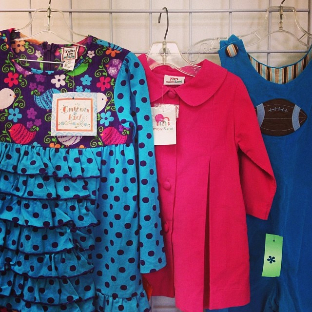 SALE! Yes, We're Open Today-Come & Shop!#sale#sellkidsstuff #mom&me#batonrouge #boutique #smocked