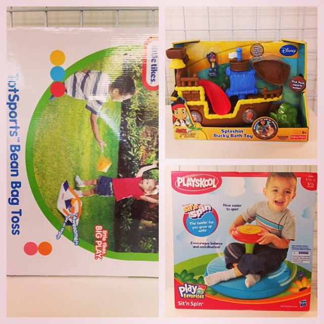 New In Box Toys!#littletikes #playskool#jakeneverlandpirates#sellbabystuff #sellkidsclothes #cashforclothes