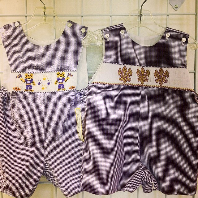 25% Off All Clothing Today!#lsu #purpleandgold #batonrougeresale #cashforclothes #225 #smocked #cheapkidsclothes
