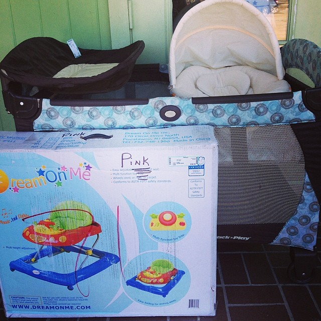 We Pay $$$ On The Spot For Your Baby Gear! #walkers #packnplay #cashforclothes #sellbabystuff #sellkidsstuff #batonrougeboutique #batonrougeresale #graco #dreamonme