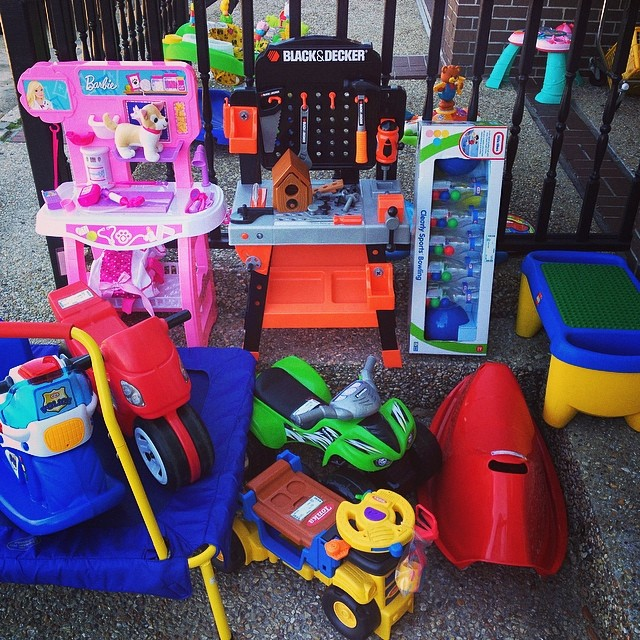 Great Toy New Arrivals!#littletikes #step2 #trampoline#ridingtoys#barbie#black&decker#tonka#lego#sellkidsstuff #cheapkidstoys