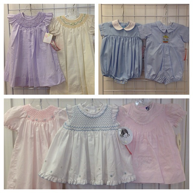 25% Off ALL Clothing Through Saturday! #carriageboutique #feltman #smocked #petitami #babygift#babyshower#summerclearance #batonrougeresale #225