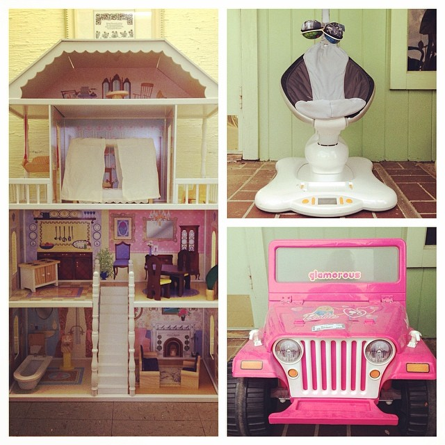 Toys & Baby Gear Arriving Daily!#mamaroo#powerwheels#barbie #kidkraft#dollhouse#batonrouge #sellbabystuff #sellkidsclothes #cashforclothes