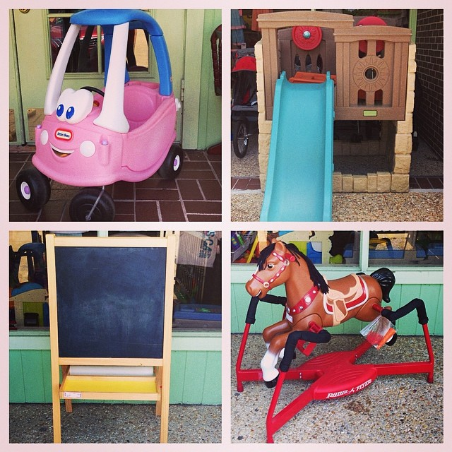 Summer Fun Arriving Daily At REfinery Kids!#step2#littletikes#radioflyer#batonrougeresale#sellkidsstuff#outdoortoys#summerfun