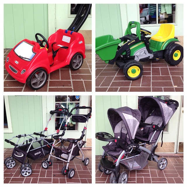 Just A Few Of The Hundreds Of Items We Bought Today!#johndeere#step2#225 #batonrouge #batonrougeresale #batonrougeboutique