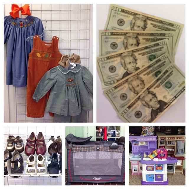 Make Christmas $$$ Today! We Pay You $$$ On The Spot For Your Toys, Baby Gear, & ALL Seasons Of Clothing & Shoes!#batonrouge #225 #consignment