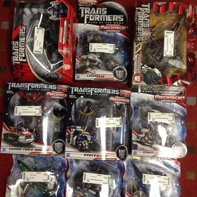 Great Toys Arriving Daily! These Transformers Are Brand New-$7.00 Each!#transformers#batonrouge #225 #batonrougeresale #sellkidstoys