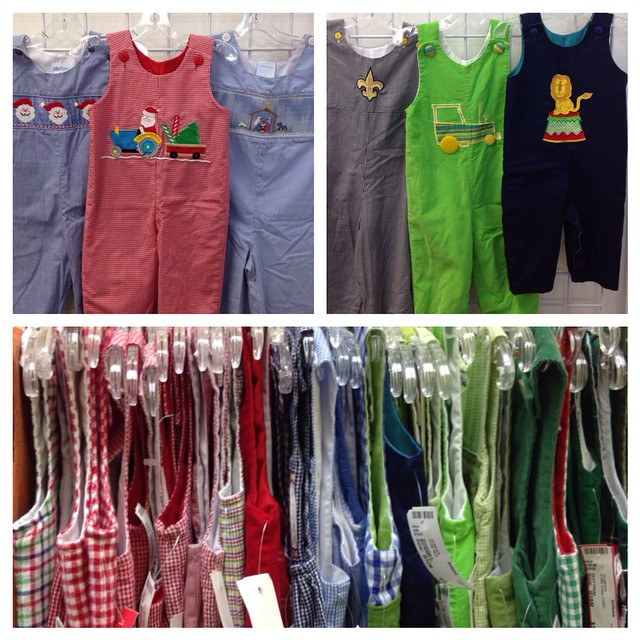 Check out these Adorable Jon Jon New Arrivals!#225 #batonrouge #consignment