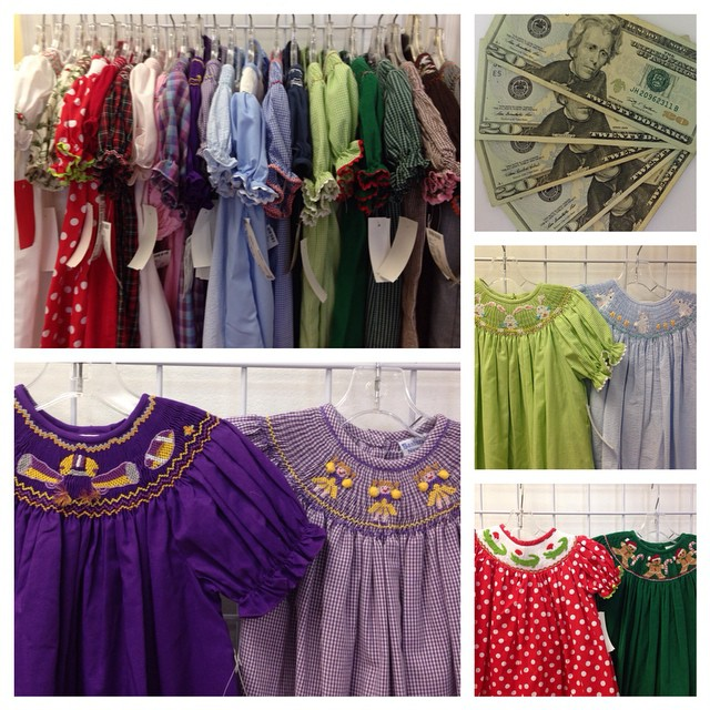Did you know that we buy ALL seasons of clothing? From Easter to Christmas, we'll pay you $$$ on the spot for your clothing, shoes, kids furniture, toys, & baby gear!#225 #batonrouge #purpleandgold #consignment