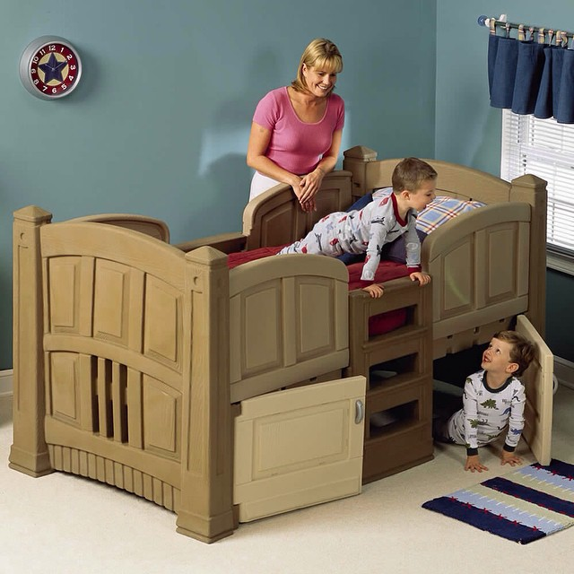 Just In! Step 2 Lifestyle Twin Bed-retails for $299.99, our price is $149.99! Great Santa present!#step2 #refinerykids #225 #batonrouge #consignment