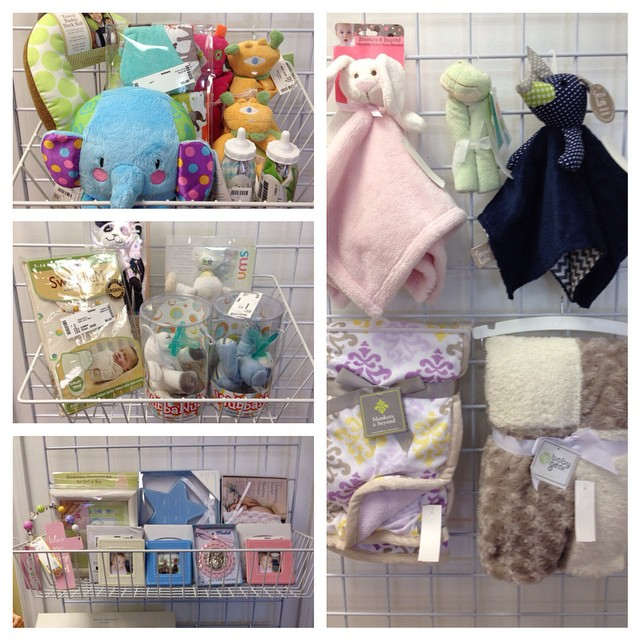Great Brand New Baby Gifts!#batonrouge #225 #consignment #refinerykids