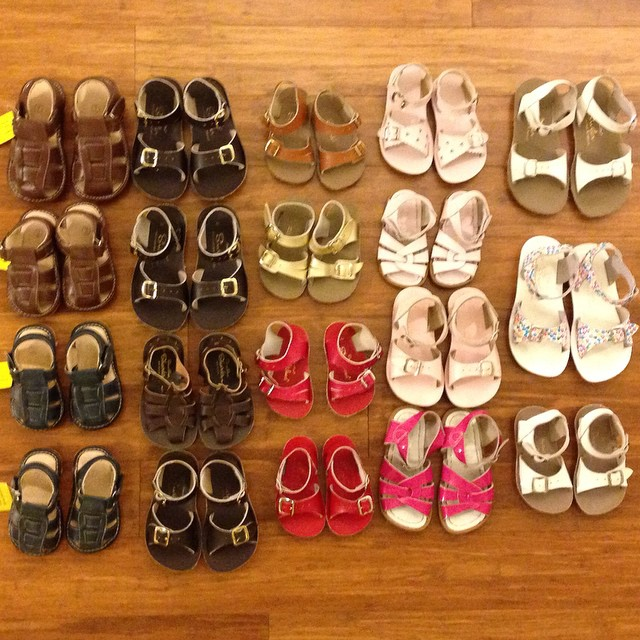 Awesome sandal new arrivals#sunsan#225 #refinerykids #batonrouge #consignment