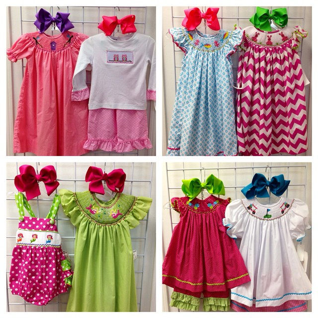 Gorgeous Spring Arriving Every Day! Come on in & see what's new!#225 #batonrouge #refinerykids #consignment