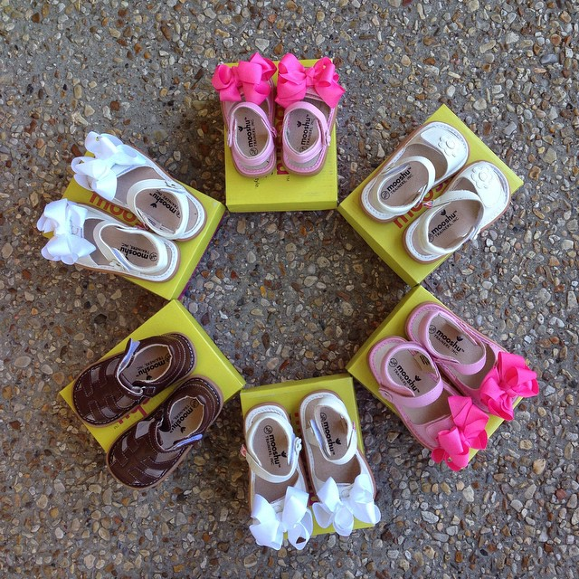 Great Sandals Arriving Daily! These Mooshu sandals are all brand new!#mooshu #refinerykids #batonrouge #225 #consignment