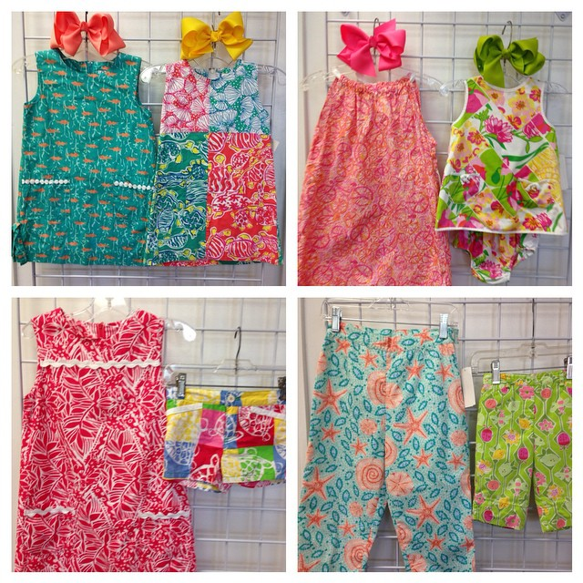 Cute Lilly Pulitzer New Arrivals! Perfect for Summer!#lillypulitzer#refinerykids #225 #batonrouge #consignment