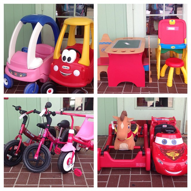 Shop REfinery Kids for all your Springtime Fun! We also have the swimwear, smocked dresses, and short sets you need!#refinerykids #225 #batonrouge #step2 #littletikes #radioflyer #crayola#glidebikes