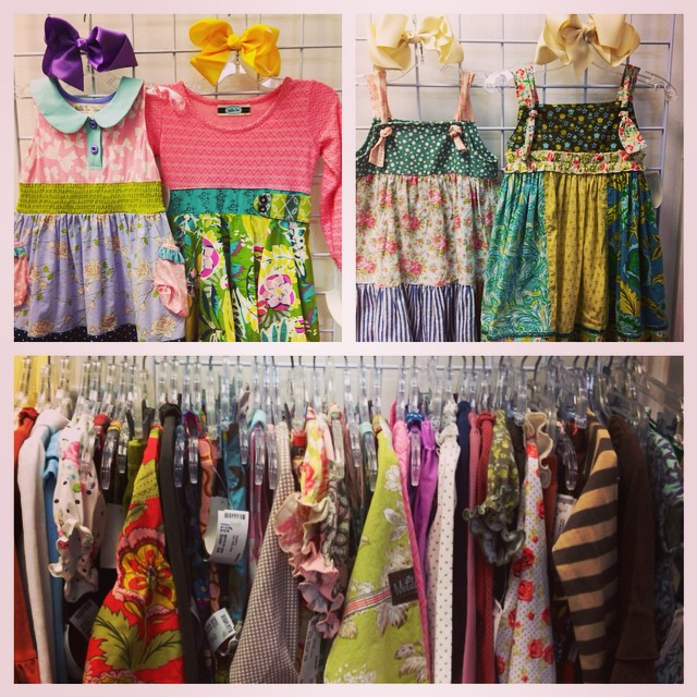 Love Matilda Jane? So do we! Over 50 pieces in stock right now!#matildajane#refinerykids #batonrouge #225 #consignment