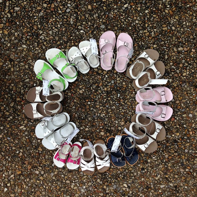 Sandals Arriving Daily! These are all $10.50-$12.50!#refinerykids #225 #batonrouge #sunsan