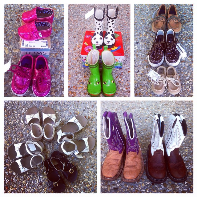 REfinery Kids pays you $$$ on the spot for ALL seasons of shoes, clothing, toys, baby gear, & more!#refinerykids #sperry#toms #oldwestboots#westernchief#sunsan #225 #batonrouge #consignment
