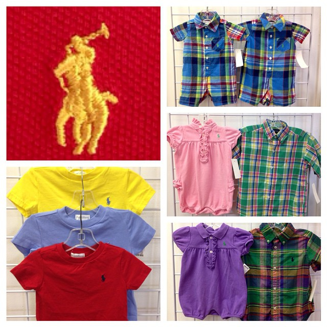 Love Polo? So do we-great selection in stock right now!#polo #ralphlauren #225 #refinerykids #batonrouge