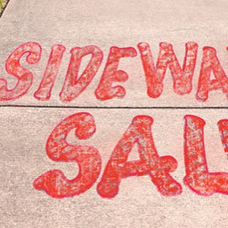 SIDEWALK SALE! It's time for our FAMOUS SIDEWALK SALE!! 10 am - 5 pm! 75% OFF all sale items! PLUS 25% off the rest of everything else in the entire store!! Do not miss it! #idigbr #gobr #batonrouge #batonrougeresale #batonrougeboutique