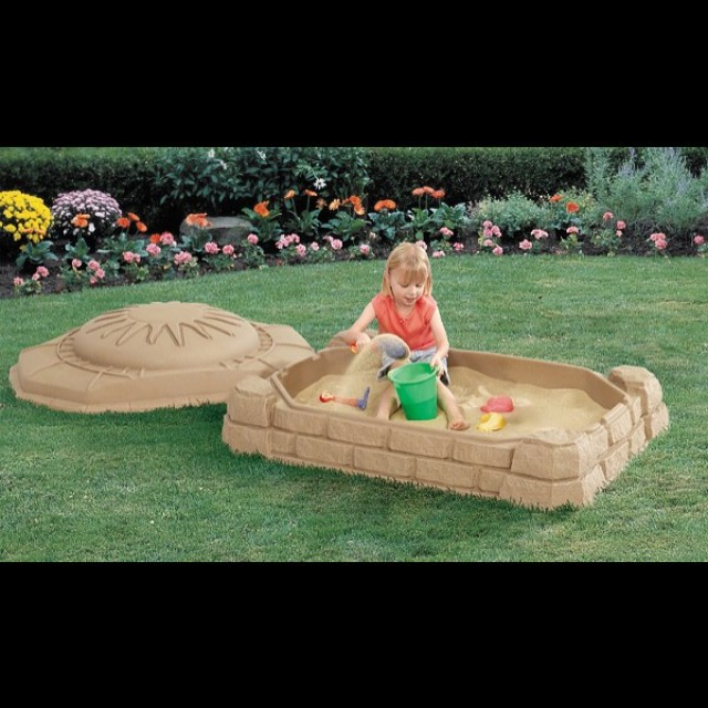 Just in: Step 2 Naturally Playful Sandbox, only $34.99 + an extra 25% during our Storewide sale!#step2 #refinerykids #225 #batonrouge