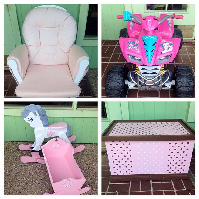 Hundreds of Items Arriving Daily! #refinerykids #powerwheels #glider #batonrouge #225