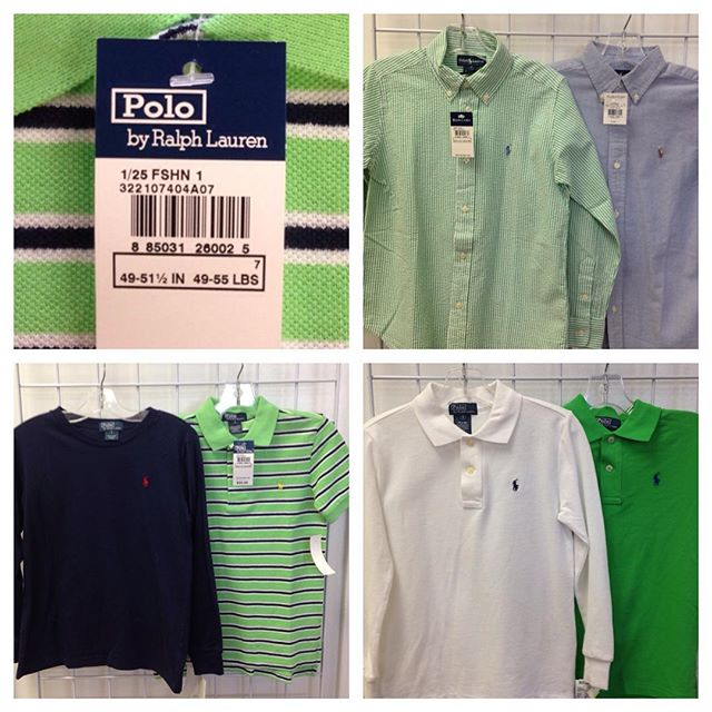 Polo New Arrivals! Great Polo in stock in all sizes!#polo #ralphlauren #refinerykids #batonrouge #225