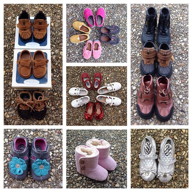 Fabulous Fall Shoes in stock & more arriving daily!#batonrouge #refinerykids #225 #polo #ralphlauren #squeakyshoes #willits #footmates #toms #ugg #lamourshoes #michaelkors#livieandluca