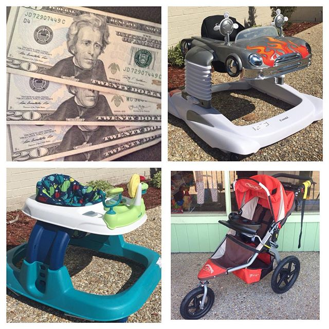 Sell your baby gear, clothes, shoes, & toys @ REfinery Kids-we pay you $$$ on the spot!#refinerykids #batonrouge #225