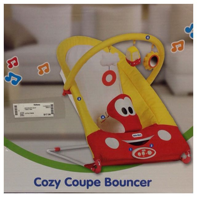 Cozy Coupe Bouncer Seats, brand new in the box-2 available!#littletikes #cozycoupe #225 #refinerykids #batonrouge