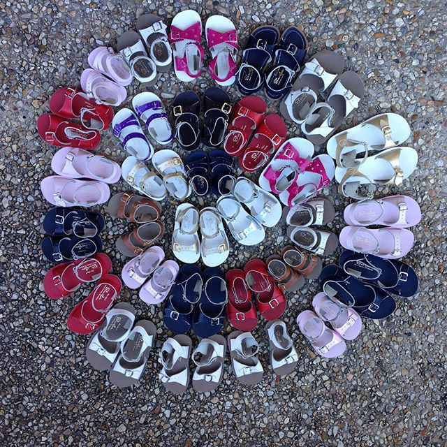 REfinery Kids has everything you need to get ready for Spring! #refinerykids #225 #batonrouge #sunsan #saltwatersandals