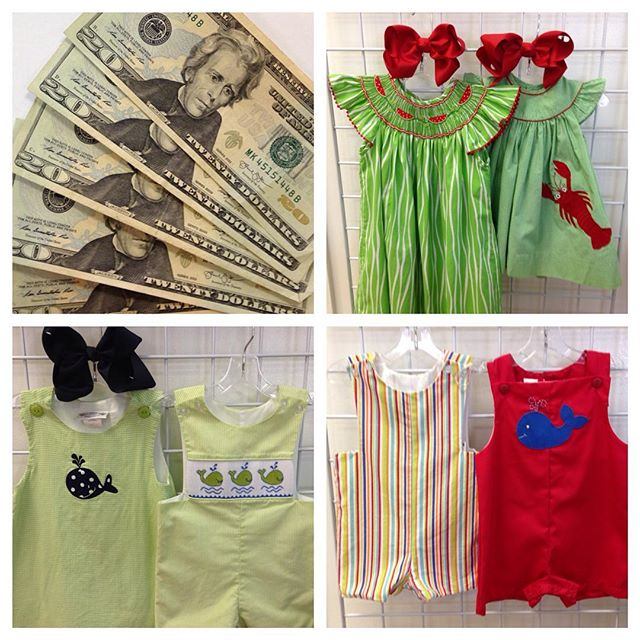 Get paid $$$ on the spot today for your clothing, shoes, toys, baby gear, & more!#batonrouge #refinerykids #225 #gobr